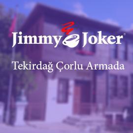 Jimmy & Joker - Tekirdağ Şubesi1