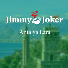 Jimmy & Joker - Antalya Şubesi2
