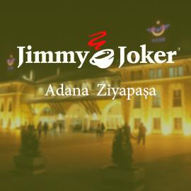 Jimmy & Joker - Adana Şubesi1