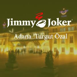 Jimmy & Joker - Adana Şubesi2