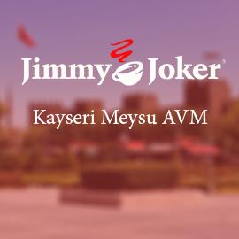 Jimmy & Joker - Kayseri Şubesi