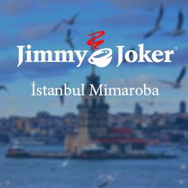 Jimmy & Joker - İstanbul Şubesi2