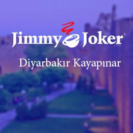 Jimmy & Joker - Diyarbakır Şubesi